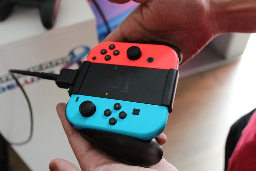 GameStop praises Nintendo Switch's smart launch strategy